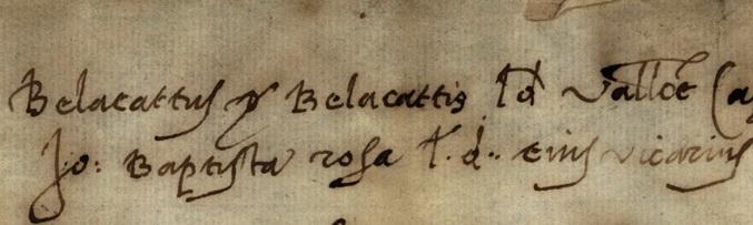 1514-1596. Ordini del Capitano di Valle Camonica